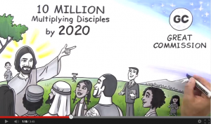 creative video explains Cru's ultimate mission and plan