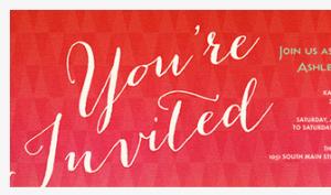 Personal Invitation